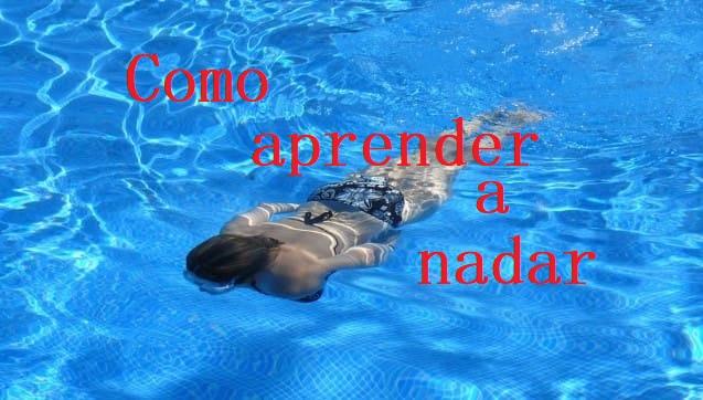 aprende a nadar curso completo